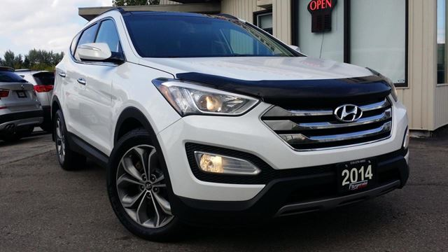 2014 HYUNDAI Santa Fe Sport 2.0T AWD - LEATHER! BACK-UP CAM! PANO ROO in Kitchener, Ontario