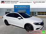 2019 Volkswagen Jetta Highline - Sunroof -  Heated Seats in Kemptville, Ontario