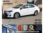 2018 Toyota Corolla LE *B.tooth/Back.Cam/Htd Seats in Winnipeg, Manitoba