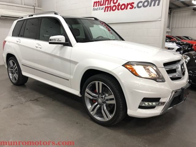 2014 MERCEDES-BENZ GLK-Class 2014 Mercedes-Benz GLK-Class - 4MATIC 4dr GLK250 B in St George Brant, Ontario