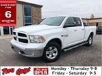 2014 Dodge RAM 1500 4WD 6 Passenger Running Boards Trailer Hitch in St Catharines, Ontario