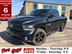 2016 Dodge RAM 1500 4WD 5 Passenger A/C Heated Mirrors in St Catharines, Ontario