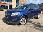 2016 Chevrolet Trax LT  Sunroof   Leather   AWD   Alloys in St Catharines, Ontario