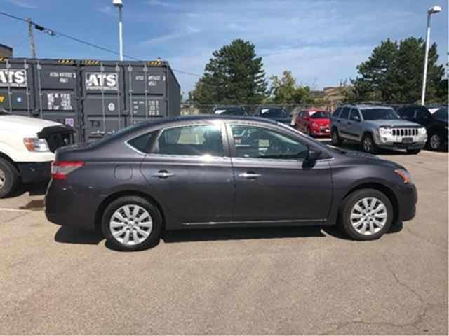 2014 NISSAN Sentra 2014 Nissan Sentra - 4dr Sdn CVT S in St Catharines, Ontario