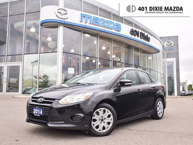 2014 FORD Focus Sedan SE ONE OWNER NO ACCIDENTS FINANCE AVAILABLE in Mississauga, Ontario