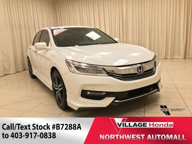 2016 HONDA Accord  Touring V6 in Calgary, Alberta