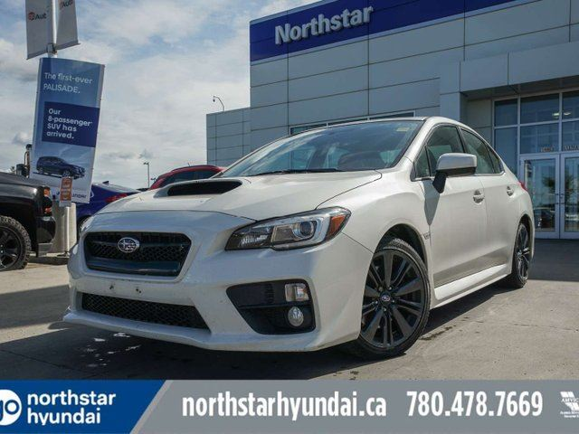 2015 SUBARU Impreza WRX AWD/MANUAL/SUNROOF/BACKUPCAM in Edmonton, Alberta