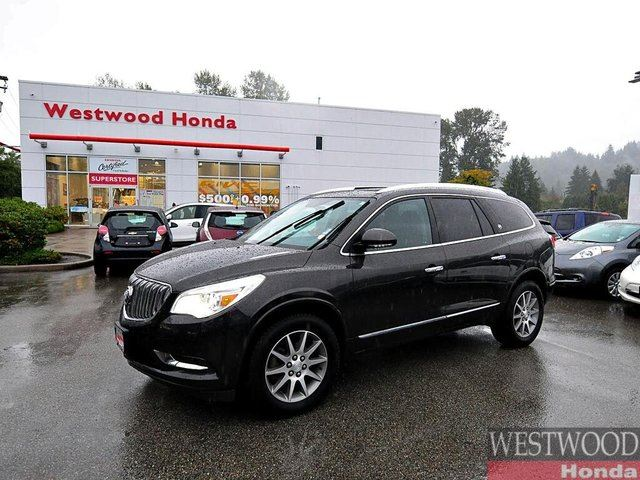 2017 BUICK ENCLAVE Leather AWD in Port Moody, British Columbia