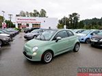 2015 Fiat 500 Lounge in Port Moody, British Columbia