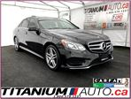 2016 Mercedes-Benz E-Class AMG Sport PKG+360 Camera+GPS+Pano Roof+Blind Spot+ in London, Ontario