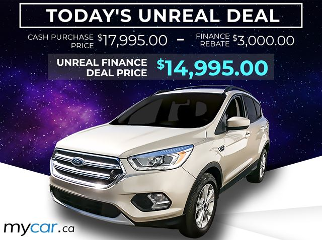 2017 Ford Escape SE BIG SCREEN, HEATED SEATS, BACK UP CAM, PWR SEAT!!! in