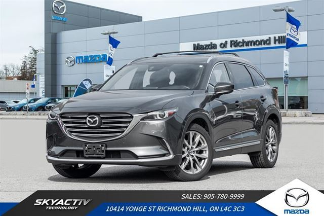 2016 MAZDA CX-9 GT Navigation|7 Paseenger Seating in Richmond Hill, Ontario