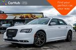 2018 Chrysler 300 300S Navi Pano Sunroof Backup Cam Bluetooth R-Start Leather 20Alloy Rims in Bolton, Ontario