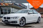 2018 BMW 3 Series 330i xDrive Navi Bluetooth Backup Cam Heated Front Seats Leather Push Start 18Alloy in Bolton, Ontario