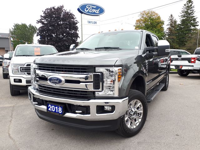 2018 Ford F-250 XLT in