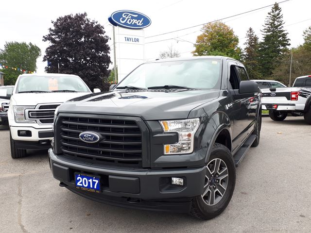 2017 Ford F-150 XLT in
