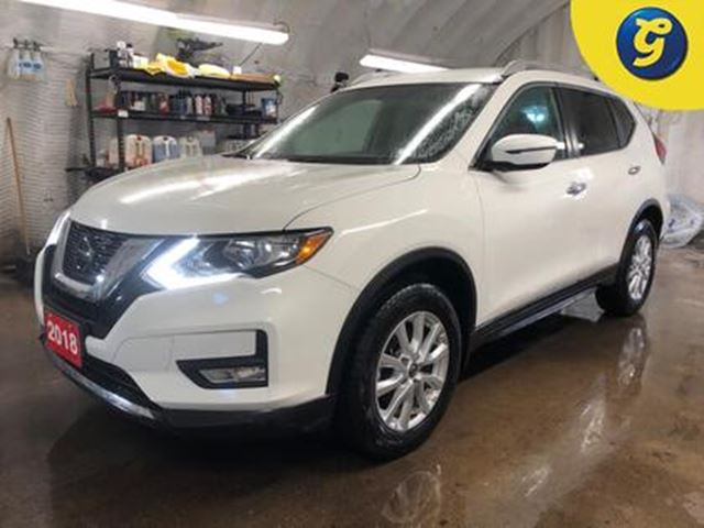 2018 NISSAN ROGUE SV AWD in Cambridge, Ontario