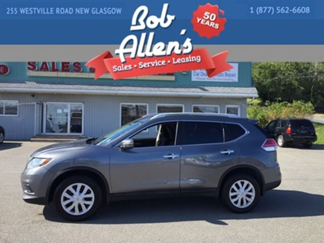 2014 NISSAN ROGUE S AWD in New Glasgow, Nova Scotia