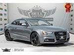 2015 Audi A5 Progressiv, COUPE, S-LINE, AWD, NAVI, BACK-UP CAM, in Toronto, Ontario