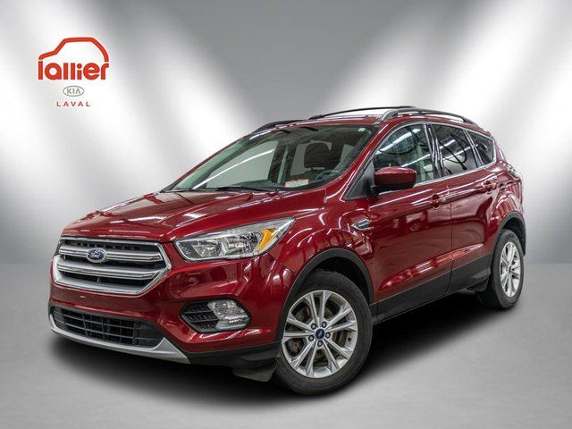 2017 FORD ESCAPE SE in Laval, Quebec