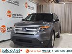 2014 Ford Explorer Xlt, 3.5L V6, 4wd, Third row 7 passenger seating, Navigation, Leather heated seats, Backup camera, Sunroof/Moonroof, Bluetooth in Edmonton, Alberta