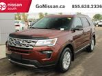 2018 Ford Explorer XLT in Edmonton, Alberta