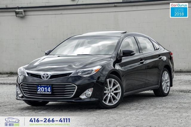2014 Toyota Avalon Limited Navi*RCam 1Owner Certified WeFinance Clean in Toronto, Ontario