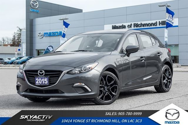2015 Mazda MAZDA3 GS Manual|Heated Seats|Alloy Rims in
