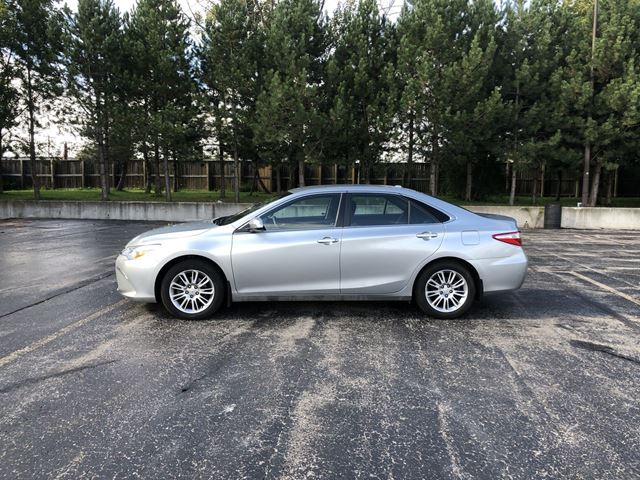 2015 TOYOTA Camry LE in Cayuga, Ontario