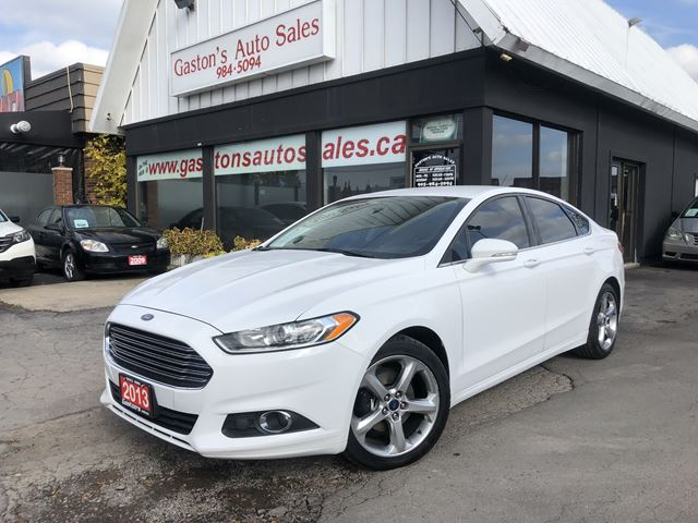 2013 FORD Fusion BACKUP SENSORS! NICE AND CLEAN! in St Catharines, Ontario