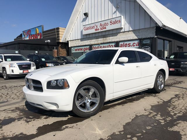 2010 DODGE Charger LOADED! HEATED LEATHER! in St Catharines, Ontario