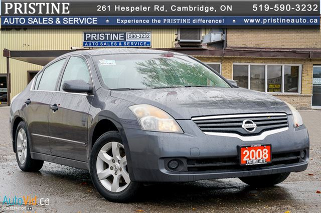 2008 NISSAN ALTIMA 2.5 S Rust Free Push Start  in Cambridge, Ontario