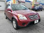 2006 Honda CR-V Accident Free   EX-L   AWD   Sunroof   Leather in Oakville, Ontario