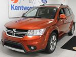 2014 Dodge Journey RT AWD with power seats, sunroof, push start/stop, back up cam, and NAV in Edmonton, Alberta