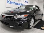 2011 Honda Accord EXL FWD Coupe with power heated seats and sunroof in Edmonton, Alberta