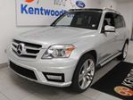 2012 Mercedes-Benz GLK-Class GLK 350 AWD with power heated seats, power liftgate, and sunroof in Edmonton, Alberta