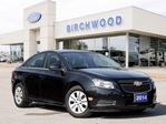 2014 Chevrolet Cruze 1LT Remote Entry | 1.4L 6-Speed in Winnipeg, Manitoba