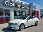 2011 Mercedes-Benz E-Class E 350 *1 OWNER* in Collingwood, Ontario