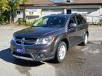 2017 Dodge Journey SXT in Gravenhurst, Ontario