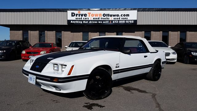 1984 FORD Mustang GLX in Ottawa, Ontario