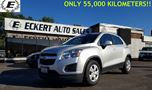 2015 Chevrolet Trax LS WITH ONLY 55,000 KILOMETERS!! in Barrie, Ontario