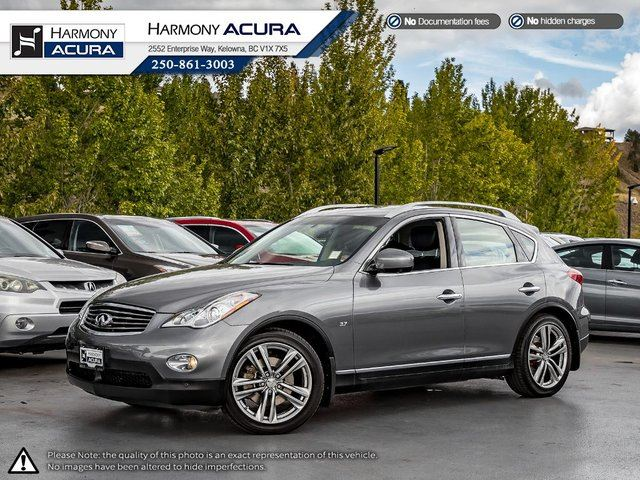 2015 INFINITI QX50           in Kelowna, British Columbia