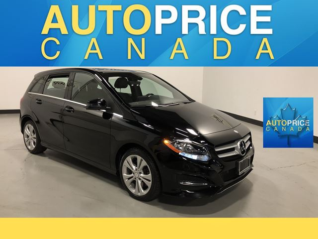 2015 MERCEDES-BENZ B-Class Sports Tourer NAVIGATION|PANOROOF|LEATHER in Mississauga, Ontario