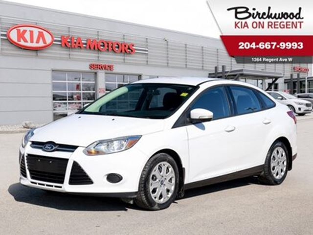 2013 FORD FOCUS SE *Bluetooth/Heated Seats* in Winnipeg, Manitoba