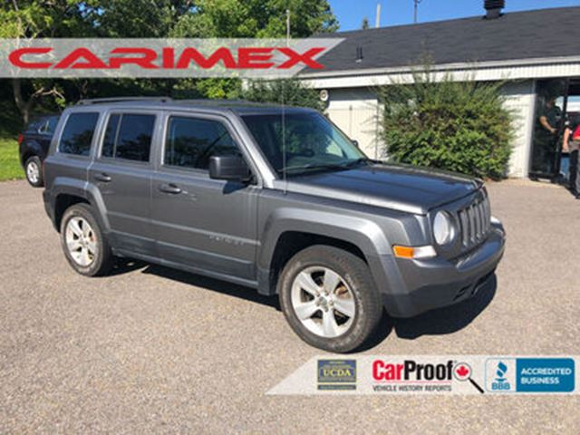 2011 Jeep Patriot Sport/North CERTIFIED in