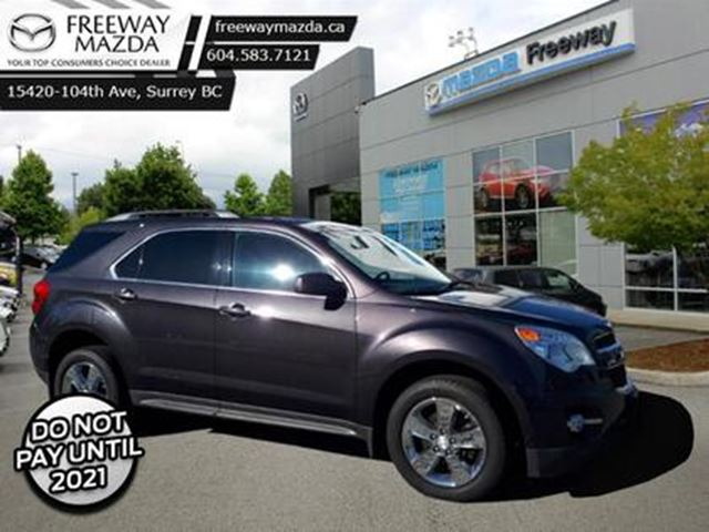 2014 CHEVROLET EQUINOX LT - Bluetooth -  Heated Seats - $146 B/W in Surrey, British Columbia