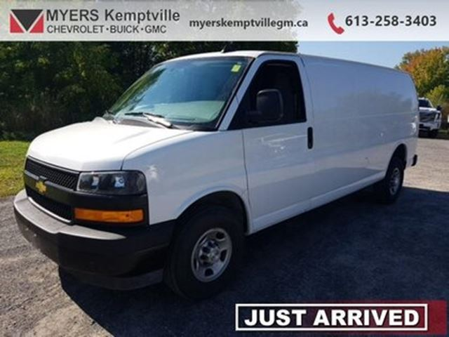 2019 CHEVROLET Express 1500 RWD 2500 135 in Kemptville, Ontario