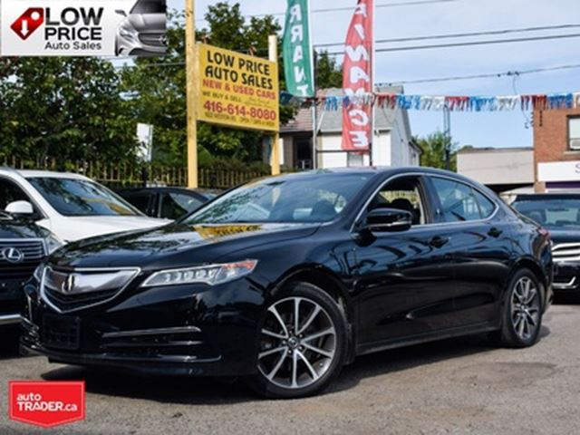 2015 ACURA TLX AWD*Leather*Sunroof*Camera*AcuraWarr* in Toronto, Ontario