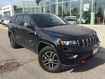 2017 Jeep Grand Cherokee Trailhawk   Clean Carfax   One Owner in Brampton, Ontario