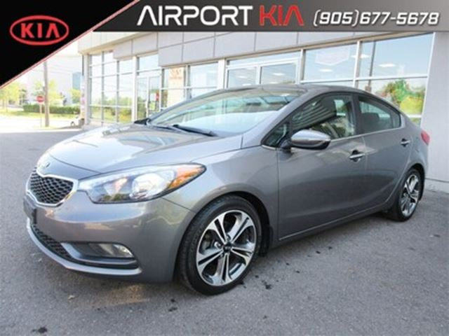 2015 KIA Forte 2.0L EX Sunroof/Heated seats/Back-Up Camera/Blueto in Mississauga, Ontario